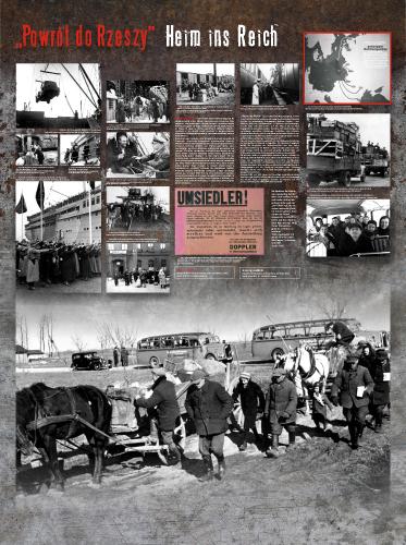 Powrót do Rzeszy / Heim ins Reich
