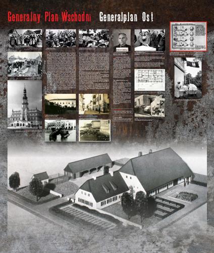 Generalny Plan Wschodni / Generalplan Ost