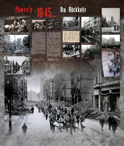 Powroty 1945... / Die Ruckkehr
