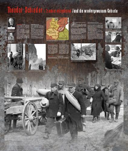 Teodor Schieder i ziemie odzyskane / Teodor Schieder und die wiedergewonnen Gebiete