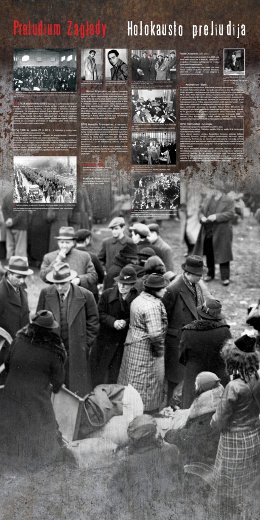 Preludium zagłady / Holokausto preliudija