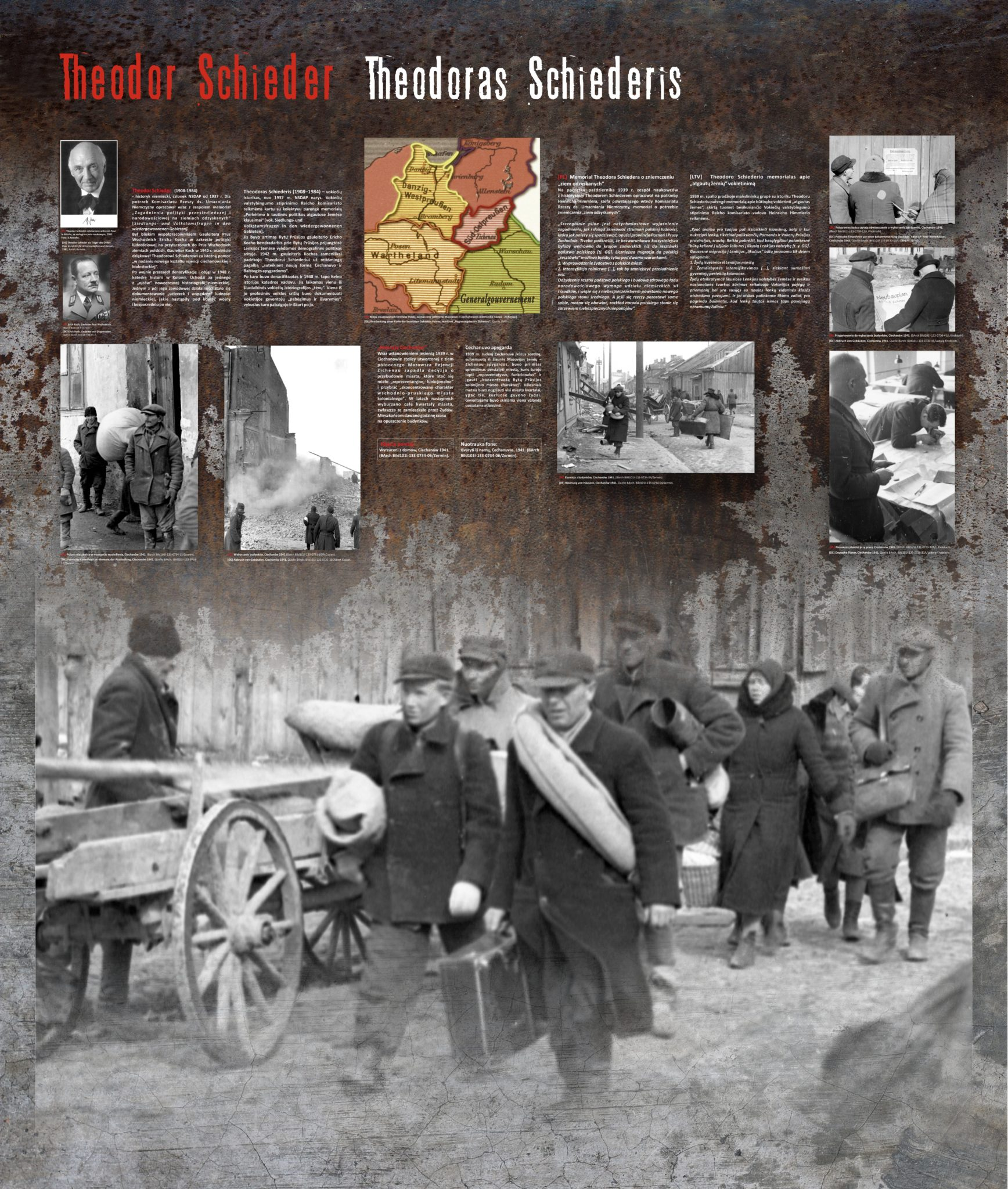 Teodor Schieder i ziemie odzyskane / Theodoras Schiederis